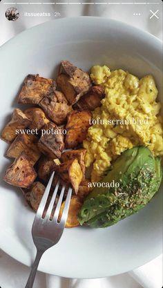 Comfort Foods, Good Food, Yummy Food, Food Is Fuel, Good Healthy Recipes, Healthy Eating, Healthy Food, Aesthetic Food, Avocado Toast