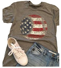 vintage flag baseball shirt This t-shirt is Made To Order, one by one printed so we can control the quality. Baseball Mom Shirts, Softball Mom, Sports Shirts, Cute Shirts, Baseball Quotes, Baseball Nails, Baseball Sister, Baseball Videos, Baseball Girlfriend