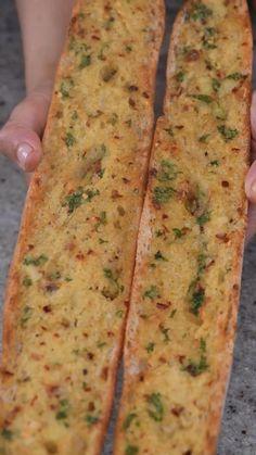 Baking Recipes, Vegan Recipes, Best Bread Recipe, Good Food, Yummy Food, Vegetarian Snacks, Appetizer Recipes, Appetizers, Sandwiches