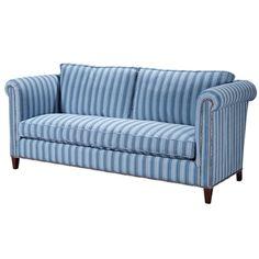 The dreamy Doheny Sofa by Barclay Butera Home