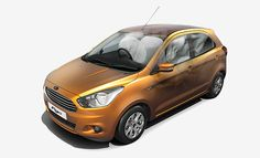#Ford #Figo Why compromise on safety? In addition to front airbags for the driver and front seat passenger, Next-Gen Figo offers best-in-class side and curtain airbags so backseat passengers enjoy extra protection, too. 6 airbags. That's safety everywhere.