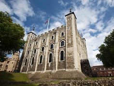 The ominous Tower of London is not only one of the city's top tourist attractions, it's also considered the most haunted.