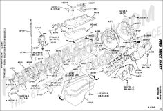 32 best b images on pinterest diagram vacuums and jeep rh pinterest com Ford F-150 4.6 Engine Diagram Ford Taurus 3.0 Engine Diagram