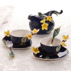 Güzel Çay Takımları