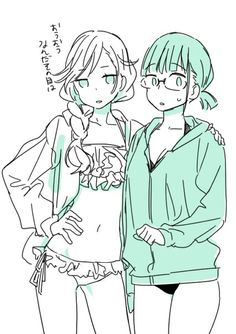 萩原ダイスケ (@D_hagi) | Twitter Manga Artist, Character Drawing, Sketches, Illustration, Drawings, Anime Expressions, Horimiya, Anime Sketch, Cute Drawings