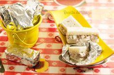Sanduíche molhadinho de sardinha - Receita do Dia