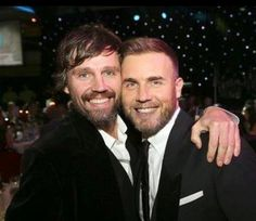 Jason Orange & Gary Barlow
