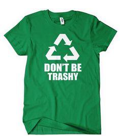 earth day shirts | DIY Earth Day T-shirts