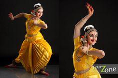 Bharatanatyam Poses - classical dance Photographer - Chennai - arangetram invitation photo shoot