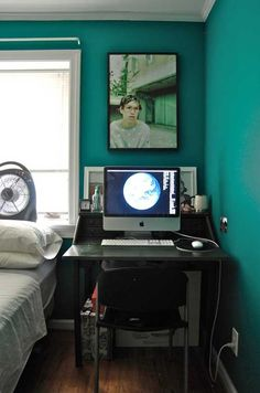 Home Office no Quarto