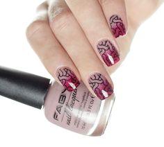Stamping nails with Faby • Vertigo & Super Ego