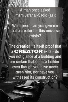 "This profoundly simple logic gives ""KNOWING"" to those who chose not to ""know"" ""The Truth"" that there is ""ONE Creator"", ""ONE Creative Source"".  It is the ONE that Creates Many - in fact, Creates Creators Infinitely.  The ONE that Creates Infinity, Creates All Seen & Unseen or Everything & Nothing..... Now GO!  And Create Yourself!    ~ Lynn"