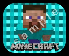 MINECRAFT MOUSE PAD $8.00