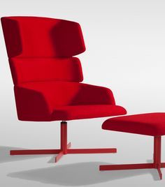 Capdell presents Concord collection @iSaloni | #design Claesson Koivisto Rune #red #colour