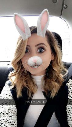 Snapchat Screenshot - Zoë Sugg (OfficialZoella)