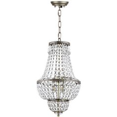 Safavieh Amoret 4-Light Platinum Chandelier (28.175 RUB) ❤ liked on Polyvore featuring home, lighting, ceiling lights, platinum, crystal ceiling lamp, crystal hanging lights, four light, crystal lamps and czech crystal chandeliers