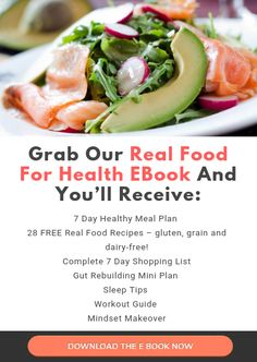 RESTORE YOUR GUT – OUR COMPREHENSIVE 8 WEEK PROGRAM DELIVERING A LIFE-ALTERING GUT HEALTH TRANSFORMATION (AVAILABLE FROM MARCH 2019) whole30 meal prep breakfast, meal prep containers, #paleomg #lowcarb #healthy #paleoish #paleoliving