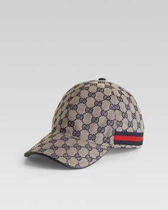 19a122808ea87 Gucci Baseball Cap Bone Da Gucci