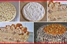 Doar 5 minute de preparare, 2 ore la frigider și tortul delicios fără coacere este gata! - Bucatarul Oatmeal, Pie, Bread, Breakfast, Desserts, The Oatmeal, Torte, Morning Coffee, Tailgate Desserts