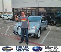 https://flic.kr/p/FB8j39 | #HappyBirthday to Michael  from Michael Raupp at Huffines Subaru Denton! | deliverymaxx.com/DealerReviews.aspx?DealerCode=XDJB