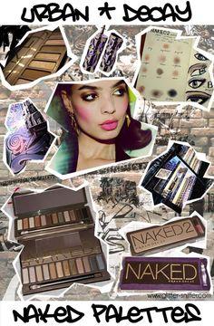 裸の勝利, 髪はのをしました, ヘア楽しい, メイクアップ爪の美しさ, メイクアップヘア, Naked Naked, Naked Urban, Kit Makeup, Purchased Naked