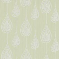 Pistachio 111184 Gigi Leaf Purity Harlequin Wallpaper for sale online Wallpaper For Sale, Wallpaper Roll, Wall Wallpaper, Pistachio Color, Harlequin Wallpaper, Wallpaper Calculator, Pattern Matching, Concept Home, Midcentury Modern