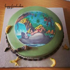 Jungle book Cake Dschungelbuch Torte
