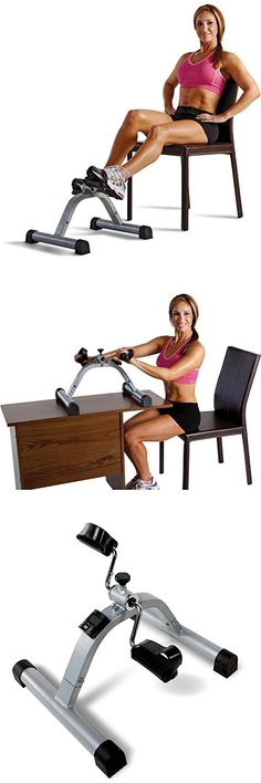 Marcy Portable Cardio Training Compact Machine Exercise Sports Fitness Recumbent Bikes