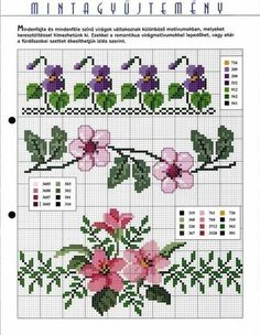 "Gallery.ru / Фото #106 - diversos - geminiana [   ""Cross stitch borders--violets, cherry-blossoms and stargazer lilies!"",   ""En SEÑAR Manualidades added 304 new... - En SEÑAR Manualidades"",   ""flower borders Gallery.ru / Фото - архив рисунков 2 - logopedd"",   ""Belt pattern"",   ""flowerss"",   ""Flowers"" ] #<br/> # #Cross #Stitching #Patterns #Free,<br/> # #Cross #Stitch #Borders #Pattern,<br/> # #Crosstitch #Edging #Border,<br/> # #Cross #Stitch #Flower #Border,<br/> # #Cross #Stitch #Patterns…"