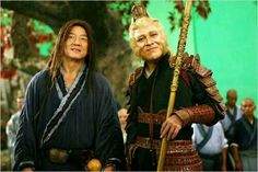 A gallery of The Forbidden Kingdom publicity stills and other photos. Featuring Jet Li, Jackie Chan, Liu Yifei, Michael Angarano and others. Kung Fu Martial Arts, Chinese Martial Arts, Martial Arts Movies, Jet Li, Jackie Chan, The Forbidden Kingdom, Michael Angarano, Journey To The West, Journey 2
