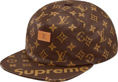 Supreme Louis Vuitton Supreme 5-Panel Hat Louis Vuitton Cap c2bcf14945f
