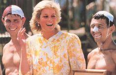 Royal Tour of Australia - 30 Janvier  1988 / Suite
