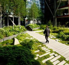 NEO Bankside, by Gillespies, in London, United Kingdom.