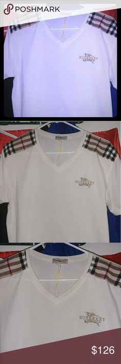 Luxury Burberry shirt London style Used Large Burberry Shirt famous British brand good conditions but DIRTY ...! Burberry Shirts