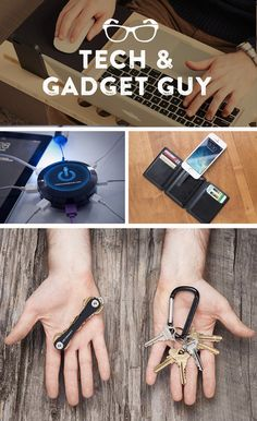 Innovations to make everyday life easier or just more fun. Great Father's Day gift ideas.
