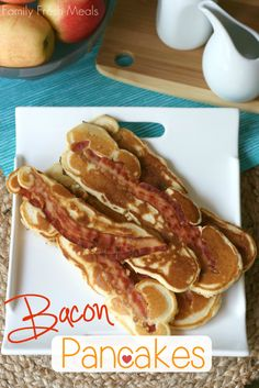 Bacon. Often referred to as the Duct Tape of food. I'm pretty sure there isn't a man on planet earth who isn't wishing for a plate of bacon right now. So let's do them a favor and give them what th...