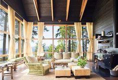 Fall Dream Getaway: Beautiful Eco Lodge in Montana
