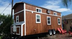 Couple's $25k Tiny Home on Wheels