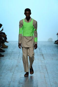 Alex Mullins | Menswear - Spring 2019 | Look 1