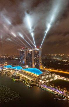 Marina Bay Sands, Singapore | Destinations Planet