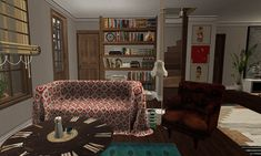 Erin's Sims 2 Simblr Cottages And Bungalows, Sims 2, Couch, Blog, Furniture, Home Decor, Settee, Decoration Home, Sofa