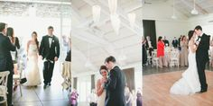 Real Wedding: Chea & Liam featured on Style Me Pretty