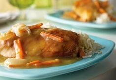 Here's a tasty dish that's both sophisticated and kid-friendly. It features sautéed chicken coated with a simple and delicious honey mustard glaze.