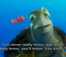 I Love Disney and Sea Turtles... Perfect combo!!!