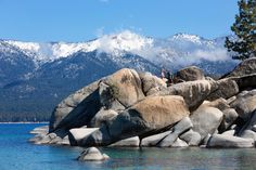 BLOG — Shaunte Dittmar Photography | Sand Harbor Engagement Lake Tahoe