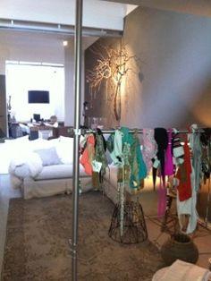 CARO PR showroom