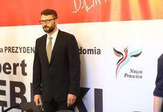 Kandydat Nowej Prawicy na prezydenta Radomia - Robert Dębicki