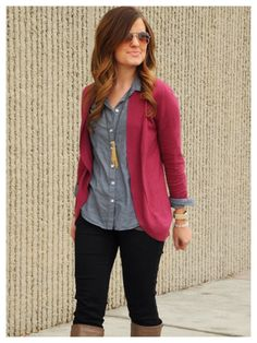 Pinterest Career Clothes Fall 2014 Cardigans Outfits For Work