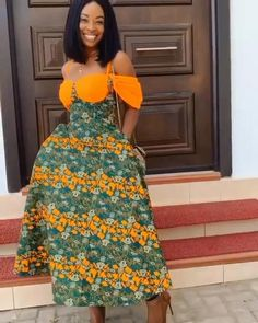 Short African Dresses, African Blouses, Latest African Fashion Dresses, African Print Dresses, African Print Fashion, Trendy Ankara Styles, Ankara Dress Styles, Lace Gown Styles, African Traditional Dresses