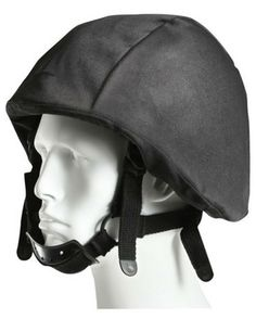GI type tactical helmet covers black $6.65 Made of poly/cotton blend material. fits us kevlar helmets. military style. #Military #Headwear http://www.armynavyshop.com/prods/rc9656.html